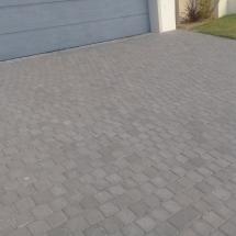 Driveway cobbles