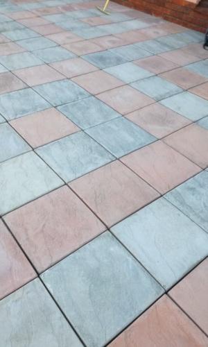 Our colour range for Pavers